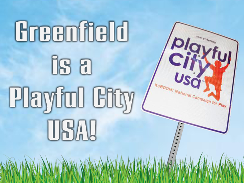 Playful City USA!