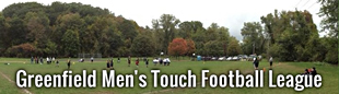 Greenfield Adult Touch Football