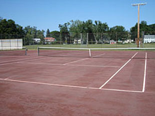 Beacon Field Tennis Courts