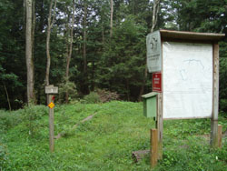 Griswold Trail Head